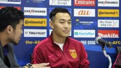 冯潇霆:国足为自己而战 要在客场把输的赢回来