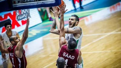 男篮亚洲杯-伊拉克5人上双 首战力擒卡塔尔