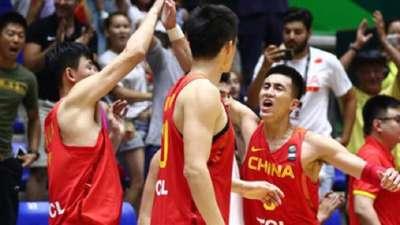 男篮亚洲杯淘汰赛赛程出炉:中国vs叙利亚 日韩对战