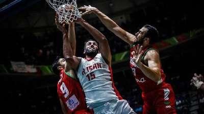 亚洲杯-哈达迪23+20伊朗胜黎巴嫩 伊韩会师半决赛