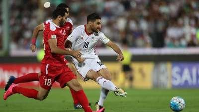 伊朗携手韩国直接晋级 叙利亚小组第三踢附加赛
