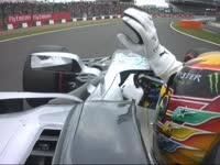 Q3冲线!F1日本站排位赛 汉密尔顿再刷成绩铃鹿夺杆