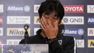 浦和主帅:目标赢下比赛 要为日本赢得荣誉
