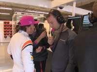 头哥粉红色帽子亮相 迈凯伦P房关爱女性健康