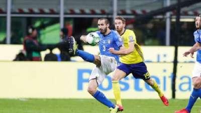 基耶利尼:希望球迷继续支持意大利 期待新时代来临