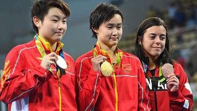 任茜:我是完美主义者 可能不会参加下届奥运
