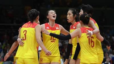 新华社:中国女排迈入新黄金时代