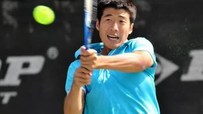 中网-李喆资格赛首轮两盘脆败 中国男网仅剩一人