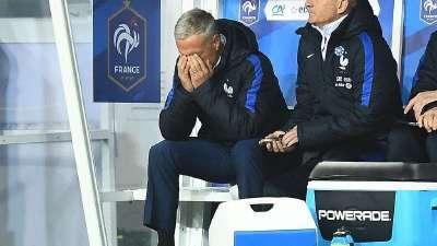 比赛报告-法国0-0科特迪瓦 巴塞尔边卫远射中柱
