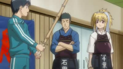 竹剑少女01