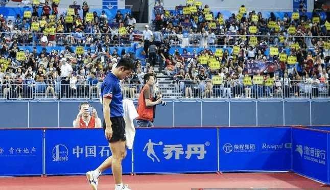 29岁张继科首轮出局有心无力或因伤病退役曾与马龙相约东京奥运