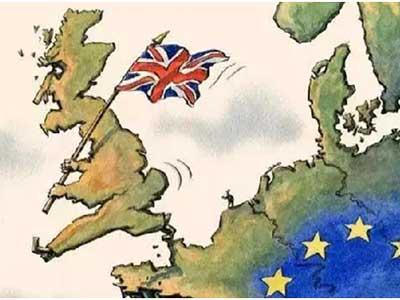 市场恐慌英国脱欧 港股一度急泻千点