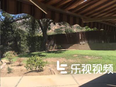 独家探访王宝强美国洛杉矶豪宅
