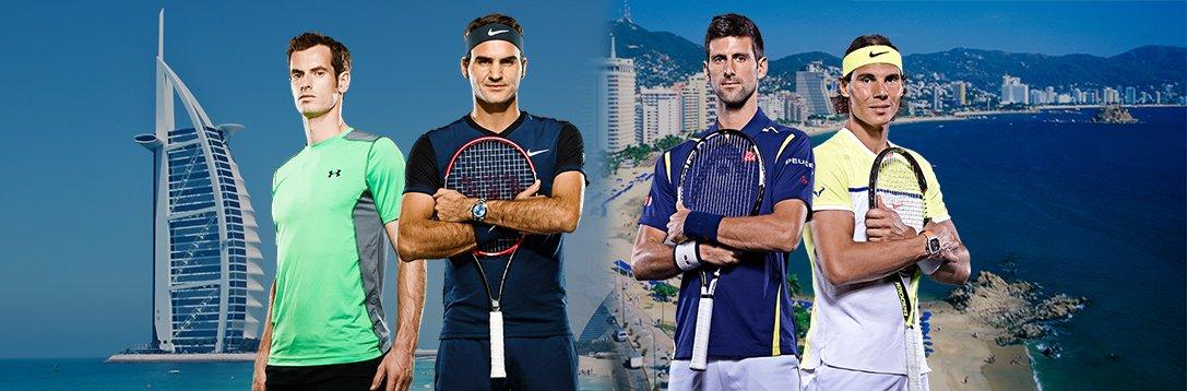 四巨头上演迪拜墨西哥双城记 乐视网球全程直播