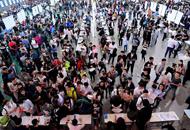 今年高校毕业生820多万人