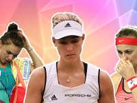 《赛末点》第14期脑洞大开:莎娃卷入禁药风波 WTA陷入深渊