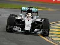F1澳大利站周五资讯 汉密尔顿雨中统治练习赛