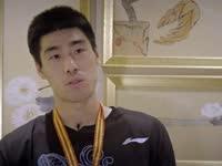 专访张春军:总冠军曾只是梦想 转身是我招牌动作