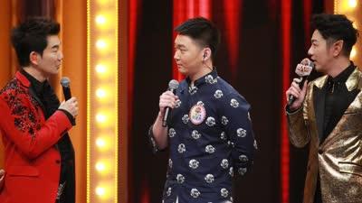 第五轮:任贤齐模唱冠军荣耀合唱
