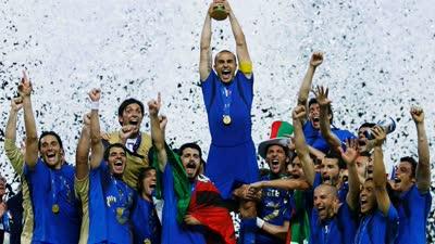 经典-06世界杯意大利6-4法国 里皮率队登世界之巅