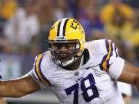 NFL2016新秀简历:路易斯安那州立护锋瓦德尔-亚历山大