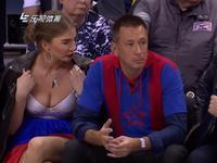 欧篮-什么情况?卡利尼奇反击遭场边球迷推搡