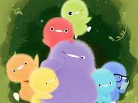小鸡彩虹 第一季
