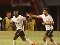 中超-鲁能1-2华夏幸福7轮不胜 姜宁姆比亚杨旭进球
