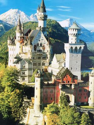 《城堡建造者》