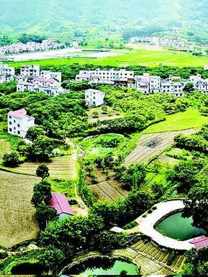 绿色崛起的中国