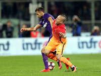 第4轮录播:佛罗伦萨vs罗马(刘腾)16/17赛季意甲