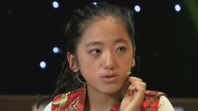 公益路上的两难选择 藏族小朋友泪诉上学路