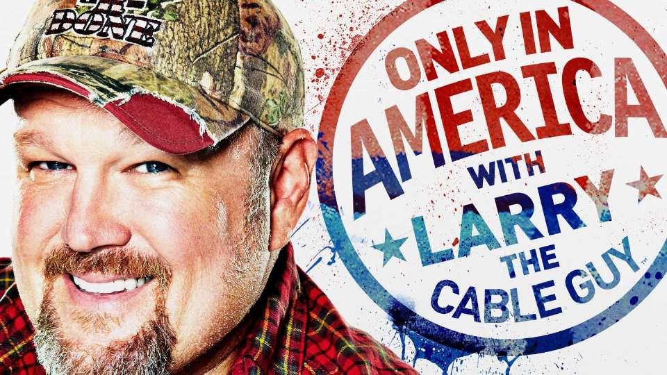 和Larry 探索美国