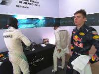 F1墨西哥站正赛赛后:维斯塔潘五秒罚时掉到第五
