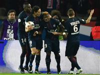 巴黎圣日耳曼2-2尼斯
