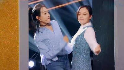 宋茜李小璐惊艳斗舞