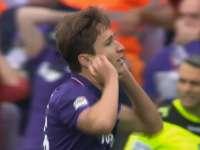 意甲-铁卫点球绝杀 恩波利2-1客胜佛罗伦萨