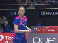 女双半决赛 卡米拉/佩蒂森vs张艺娜/李绍希