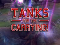 英雄联盟MV《Tanks For The Carrying》