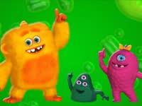 怪物数学小分队(英文版)