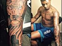 看纹身猜球员 哪位的最狂最傲最有个性?
