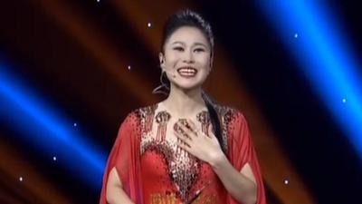 体力派歌手南芊羽首赛