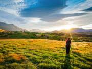 在风光中行走 遇见最美新西兰