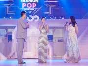 众星云集Fashion Pop华谊兄弟时尚之夜 共建新星平台