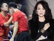 章子怡发博支持国乒 网友:感谢!您是首位发声艺人