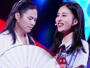 """《向上吧!诗词》20170903:汉服""""少侠""""惊艳全场 美女主播为嫁人念诗?"""