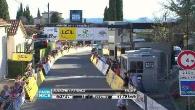 2017巴黎-尼斯自行车赛第六赛段全场录播(英文)