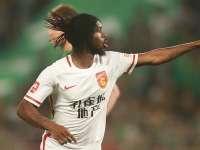 中超-热鸟传射董学升建功 华夏幸福2-0国安乐视