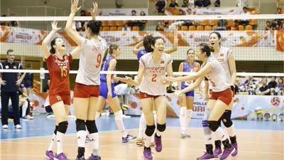 女排世界杯中国逆转塞尔维亚  赢得开门红