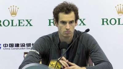 穆雷:世界第一不会优先考虑 欢迎新的网球政策